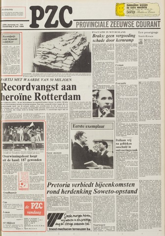 Provinciale Zeeuwse Courant 1986-06-05