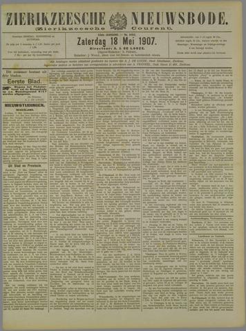 Zierikzeesche Nieuwsbode 1907-05-18