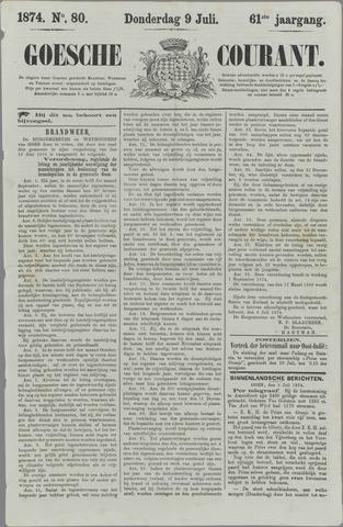 Goessche Courant 1874-07-09
