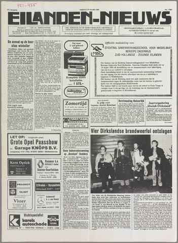 Eilanden-nieuws. Christelijk streekblad op gereformeerde grondslag 1985-03-29