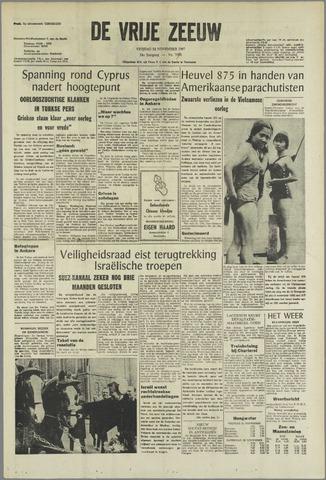 de Vrije Zeeuw 1967-11-24