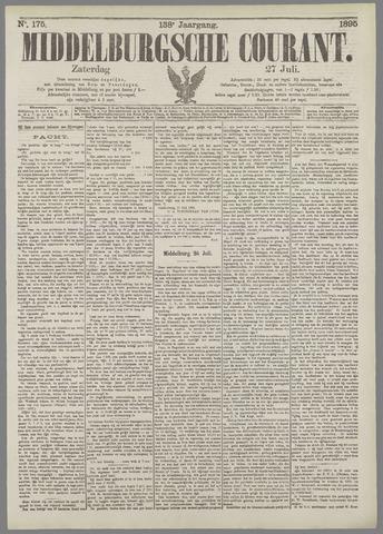 Middelburgsche Courant 1895-07-27