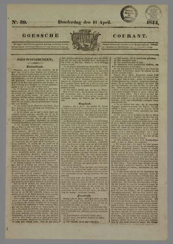 Goessche Courant 1844-04-11