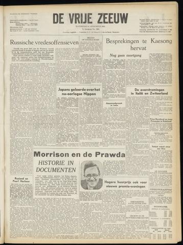 de Vrije Zeeuw 1951-08-11