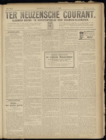 Ter Neuzensche Courant. Algemeen Nieuws- en Advertentieblad voor Zeeuwsch-Vlaanderen / Neuzensche Courant ... (idem) / (Algemeen) nieuws en advertentieblad voor Zeeuwsch-Vlaanderen 1929-10-21