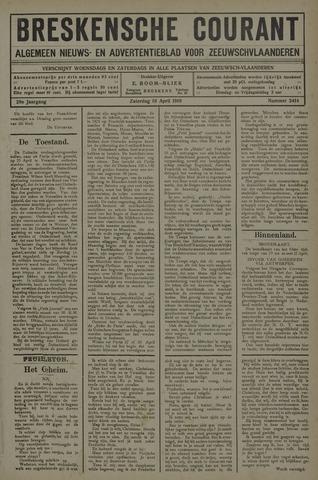 Breskensche Courant 1919-04-19