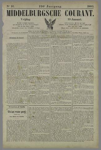 Middelburgsche Courant 1883-01-19
