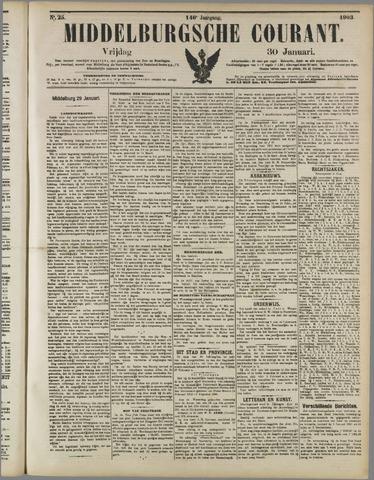 Middelburgsche Courant 1903-01-30