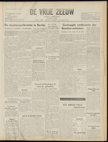 de Vrije Zeeuw 1954-02-06
