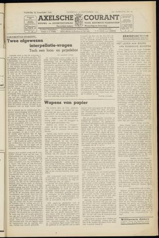 Axelsche Courant 1950-09-16