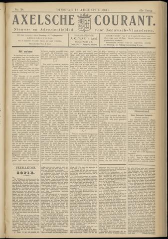 Axelsche Courant 1931-08-18