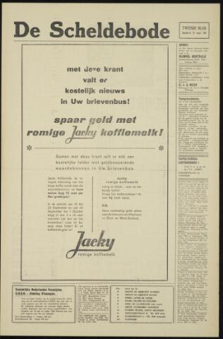 Scheldebode 1960-09-15