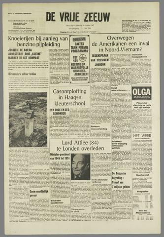 de Vrije Zeeuw 1967-10-09