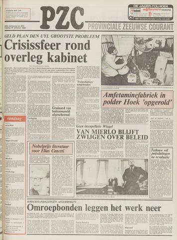 Provinciale Zeeuwse Courant 1981-10-16