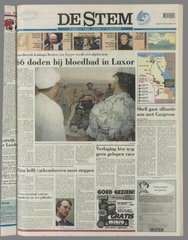 de Stem 1997-11-18