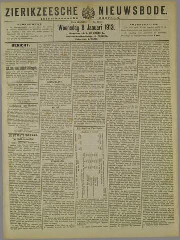 Zierikzeesche Nieuwsbode 1913-01-08