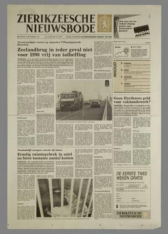 Zierikzeesche Nieuwsbode 1991-09-10