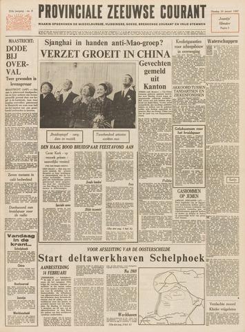 Provinciale Zeeuwse Courant 1967-01-10