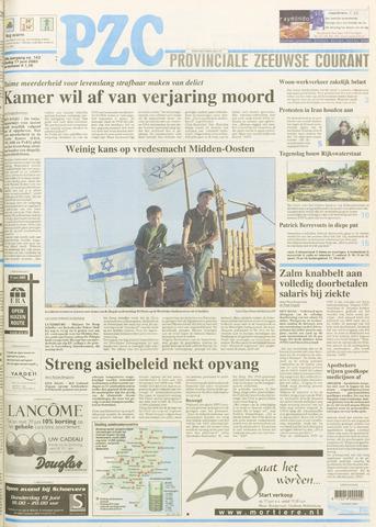 Provinciale Zeeuwse Courant 2003-06-17