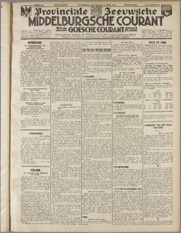 Middelburgsche Courant 1934-04-12