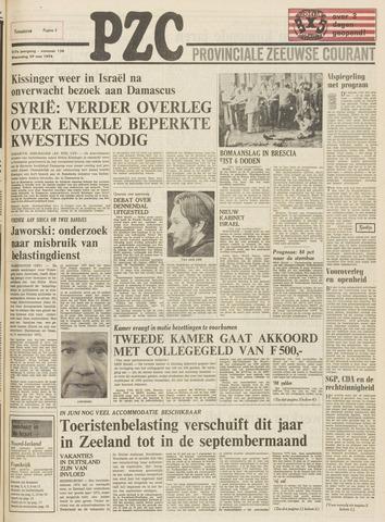 Provinciale Zeeuwse Courant 1974-05-29