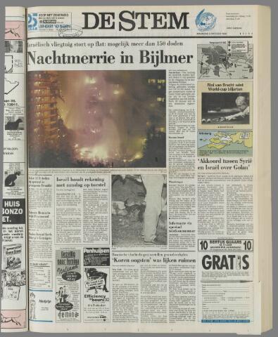de Stem 1992-10-05