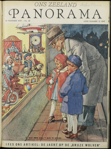 Ons Zeeland / Zeeuwsche editie 1939-11-30