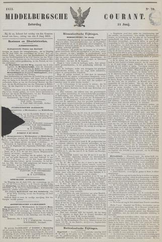 Middelburgsche Courant 1853-06-11