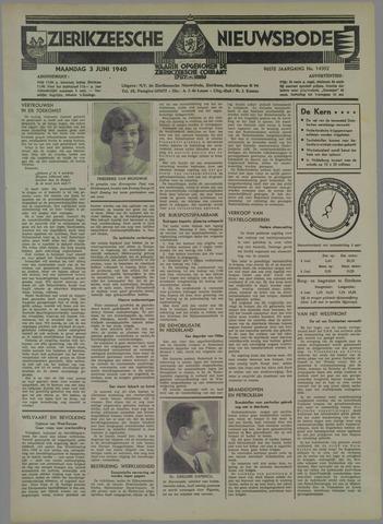 Zierikzeesche Nieuwsbode 1940-06-03