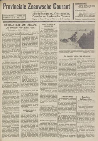 Provinciale Zeeuwse Courant 1941-05-07