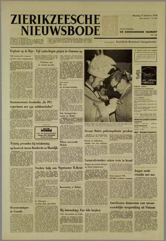 Zierikzeesche Nieuwsbode 1970-02-09