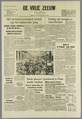 de Vrije Zeeuw 1969-02-07