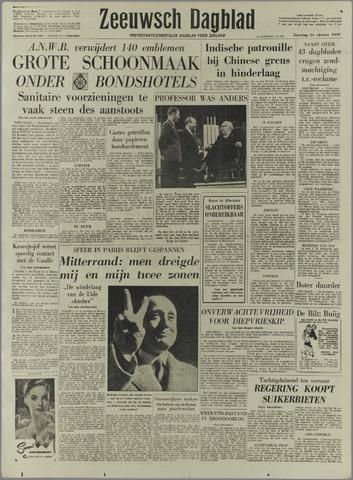 Zeeuwsch Dagblad 1959-10-24