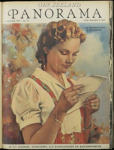 Ons Zeeland / Zeeuwsche editie 1939-11-02
