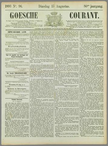 Goessche Courant 1893-08-15