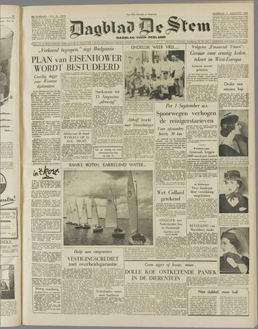 de Stem 1955-08-06