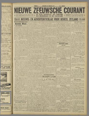 Nieuwe Zeeuwsche Courant 1926-02-20