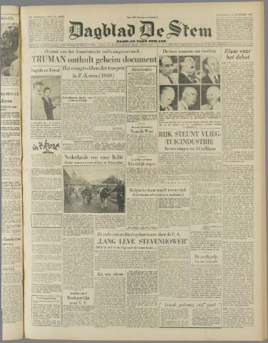 de Stem 1952-11-04