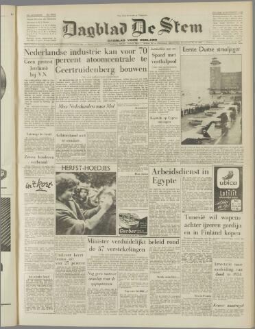 de Stem 1958-11-14