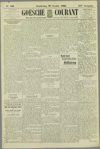 Goessche Courant 1924-10-23