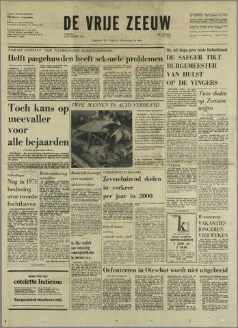 de Vrije Zeeuw 1970-11-06