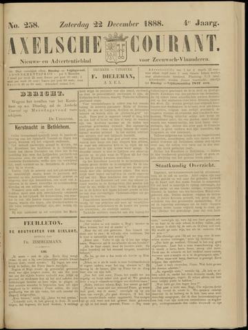 Axelsche Courant 1888-12-22