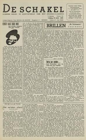 De Schakel 1951-08-10