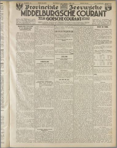 Middelburgsche Courant 1935-05-01