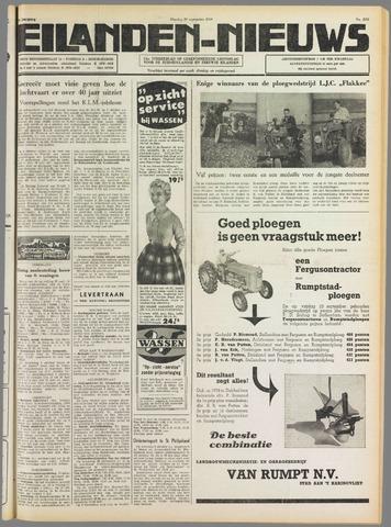 Eilanden-nieuws. Christelijk streekblad op gereformeerde grondslag 1959-09-29