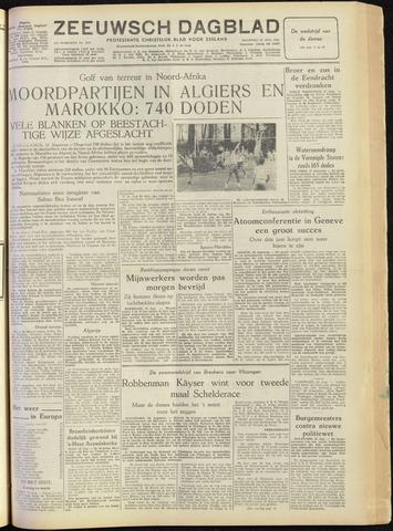 Zeeuwsch Dagblad 1955-08-22