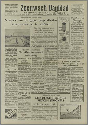 Zeeuwsch Dagblad 1957-05-11