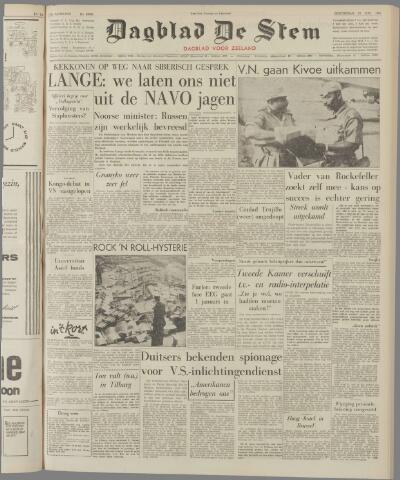 de Stem 1961-11-23