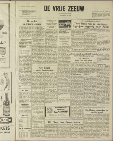 de Vrije Zeeuw 1962-07-09