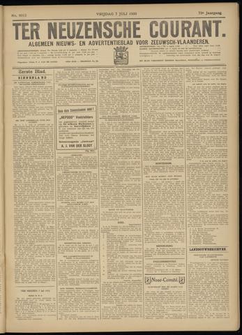 Ter Neuzensche Courant. Algemeen Nieuws- en Advertentieblad voor Zeeuwsch-Vlaanderen / Neuzensche Courant ... (idem) / (Algemeen) nieuws en advertentieblad voor Zeeuwsch-Vlaanderen 1933-07-07